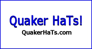 Get your HaT on Quaker!